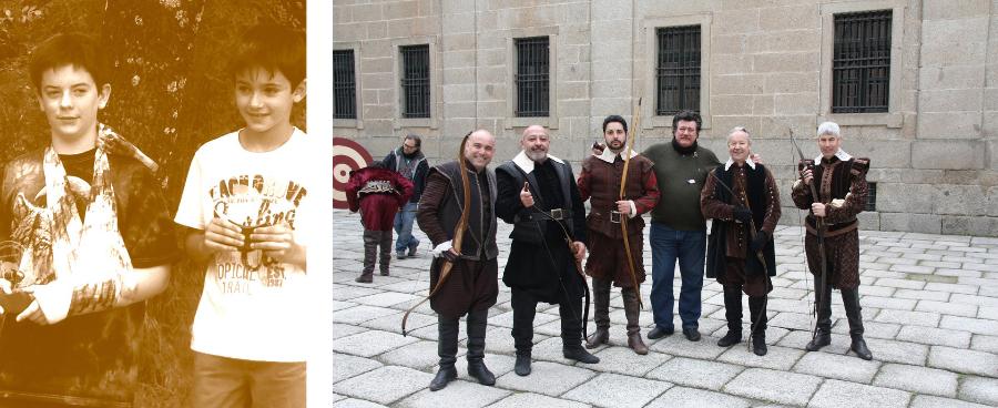Club de Tiro con Arco, Arqueros de San Lorenzo - Historia
